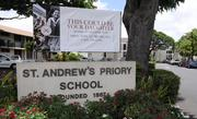 The Queen Emma Building is across the street from St. Andrew's Priory School, an all-girls private school. Maui developer Greg Hatcher plans invest $9 million to turn the vacant 12-story building into dormitories for students from Hawaii Pacific University.