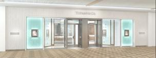 Tiffany & Co.'s Ala Moana Center location in Honolulu is undergoing a renovation in three phases.