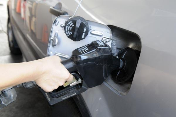 The average price per gallon of gasoline in Birmingham was $3.46 as of Sunday.