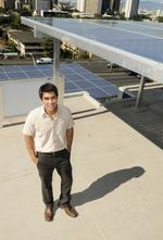 'Green' building leaves no carbon footprint