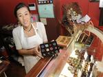 Sweet relationships pay off for chocolatier