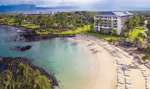 Loss of JAL flight to the Big Island has not been as detrimental to business as originally anticipated for The Fairmont Orchid.