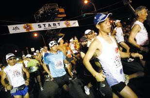 The Honolulu Marathon is the state's single most-important sporting event, in terms of its economic impact. The event adds more than $100 million a year to the state's economy.