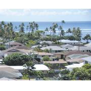 Homes in Kaimuki-Kahala, left, and Aina Haina, above, share ocean views and proximity to downtown Honolulu, but year-to-date figures show a more robust housing market for Aina Haina, a trend that some say will continue.