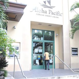 Aloha Pacific Federal Credit Union increased its assets by 9.6 percent between 2009 and 2010, retaining its No. 3 position on PBN's list of Oahu's largest credit unions. It also increased its membership by 8.2 percent.