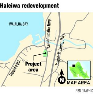 Haleiwa Town redevelopment is 60% booked