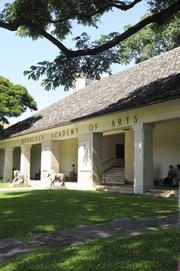 Anna Rice Cooke founded the Honolulu Academy of Arts in 1927 in what had been the family home on Beretania Street.