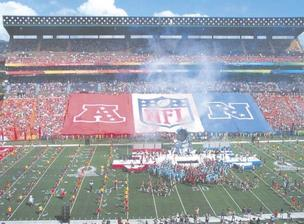 Except for 2010, Aloha Stadium has been the venue for the NFL Pro Bowl all-star game every year since 1980. It will return to the Islands in 2013.