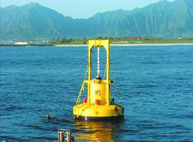 Ocean Power Technologies and Lockheed Martin will work together to develop a large wave energy project in Australia.