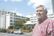 Developer Peter Savio thinks the conversion of the Pagoda hotel into for-sale units will give him the opportunity to build a new hotel on Rycroft Street.