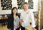 Business partners Tami Orozco and Goran Streng launched their 'Euro bistro' concept on a tight budget and had almost immediate success.