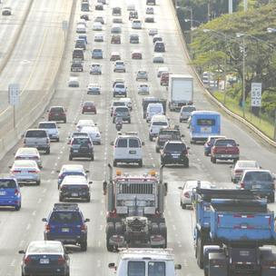 According to Kirkland, Wash.-based INRIX, congestion and the economy turning around could be directly related.