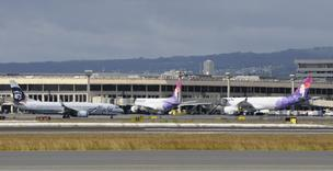 Alaska Airlines has seen its traffic to Hawaii increase by 39% in 2012