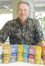 <strong>Dennis</strong> <strong>Simonis</strong> is reshaping Royal Hawaiian Orchards' business model and strategies