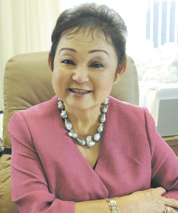 State Auditor Marion Higa initially pursued a career in education, which led her to a job in the auditor's office more than four decades ago.