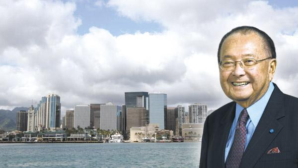Hawaii lawmakers are considering nearly a dozen bills that propose to honor the late U.S. Sen. Daniel Inouye.
