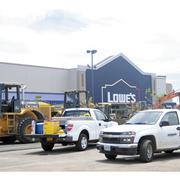 One observer thinks Lowe's is more likely to focus on Home Depot than City Mill, even though both are nearby. For its part, Lowe's says it's used to competition.