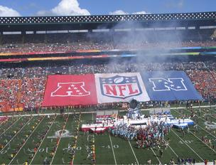 Members of the HTA's Pro Bowl Hawaii Host Committee met with NFL officials this week to discuss, among other things, how to improve the game's economic impact, which fell to $25.3 million in 2012. Next year's game will be played Jan. 27.