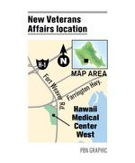 Hawaii Medical Center-West will house VA's 7th Hawaii site