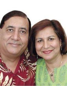 Vineeta & Rajiv Jetley