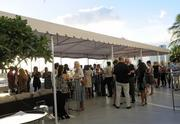 Guests at PBN's Pau Hana Thursday gather on the Sun Terrace at The Modern Honolulu.