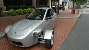 The Elio costs $6,800 and gets 84 mpg. It was developed in Phoenix.