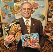 No. 25 - Gerald Schreiber, J & J Snack Foods: $3,958,870.