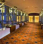 List: Hotels. No. 1: Philadelphia Marriott Downtown. Ranked by: Number of guest rooms. Rank info: 1,408 rooms. Print date: February 17, 2012.