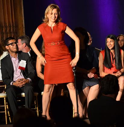 40 Under 40 winners show their stuff