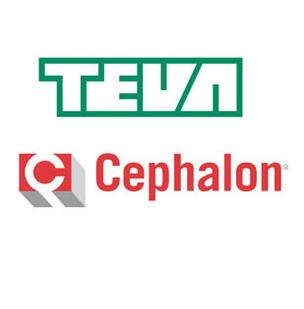 Teva-Cephalon logo merger