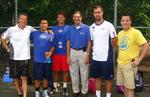 Beneficial Bank donates $10,000 in tennis gear to children