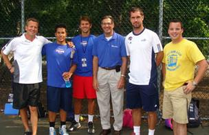 Philadelphia Freedoms staff.
