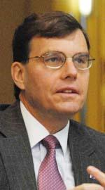 Geraghty chose to leave Harleysville National after it completed its merger into Buffalo-based First Niagara Financial Corp.