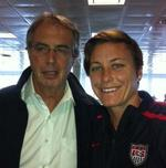 World Cup loss won'<strong>t</strong> kill U.S. women's marketability, team lawyer says