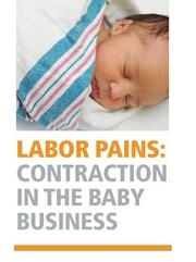 See a related blog and slideshow on the 'Labor Pains' series here.