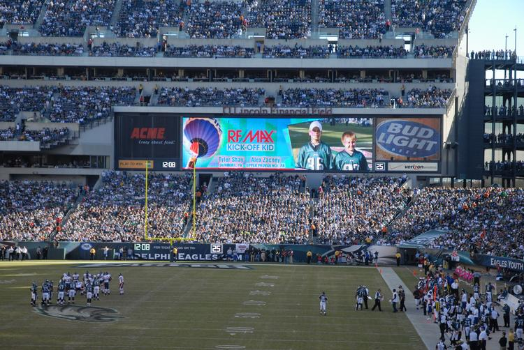 Single-game tickets for the Eagles 2011 season sold out in less than an hour.
