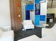 An area where employees can got to relax and collaborate.