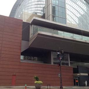 The Kimmel Center.