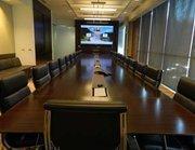 The boardroom.