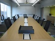 The executive presentation room, which is on the third floor.