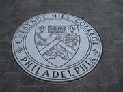 The college's seal is on display in the pavement outside the entrance to the recently renovated fitness center, which, together with the lounge, comprise the Jack and Rosemary Gulati '61 Complex