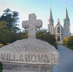 Villanova placed on two years probation by law schools association