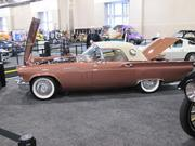 Another 1957 vehicle, Ford's Thunderbird. This one features a hard top with moon window.