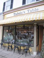 "2. Talula's Table (102 W. State St., Kennett Square, Pa.) is Aimee Olexy's European BYO, where groups of up to 12 people sit at the tiny restaurant's one farmhouse-style table. With one party occupying the restaurant each night, reservations typically must be made a year in advance. Waiting has its reward: the eight-course prix fixe meal was rated by Zagat reviewers as ""superb,"" one that delivers an ""educating experience for the taste buds."" Cost per person, including drink and tip: $92."