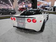 The Chevy Corvette ZR1 Coupe has the classic look of a Corvette, with a sticker price of $126,000.