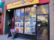 Atomic City Comics (638 South) was started in 2001 and sells graphic novels, T-shirts and, of course, comics.