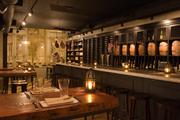 """2: Amada (217-219 Chestnut St.), Chef Jose Garces' first restaurant in Philadelphia, fell from the top spot but is still capturing hearts. Zagat calls it """"rustic yet swanky."""" Dinner with drink and tip: $53. Amada fell a spot from last year's No. 1."""