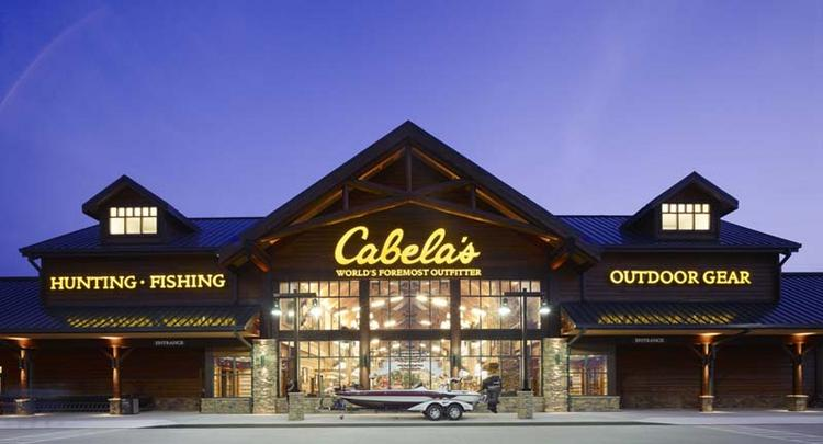 Could Cabela's be the new tenant set to move in to a new building that will be constructed on the site of the old Thunderbird Hotel near Jantzen Beach?