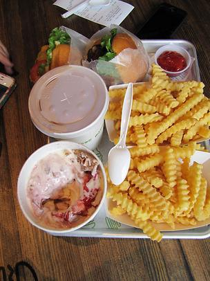 Shake Shack is coming to Boston – yes – but the planned 2013 opening of a Chestnut Hill location may not be the only Hub location for Danny Meyer's popular New York better-burger chain.