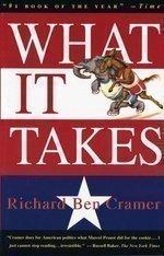 Richard Ben Cramer had what it takes in bygone journalistic era